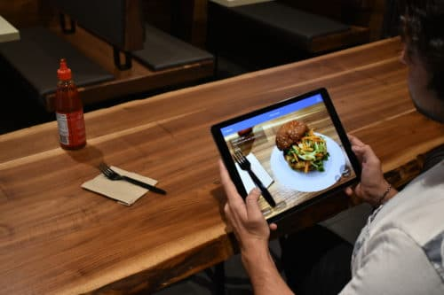 Augmented Reality: Dining