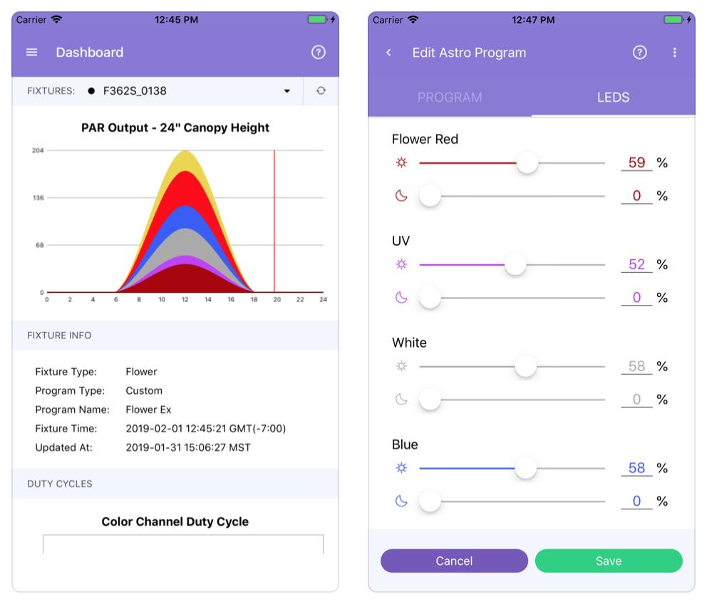 IoT Apps: AcroOptics