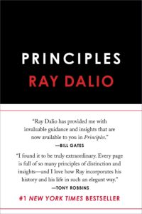 Eight Great Books: Principles
